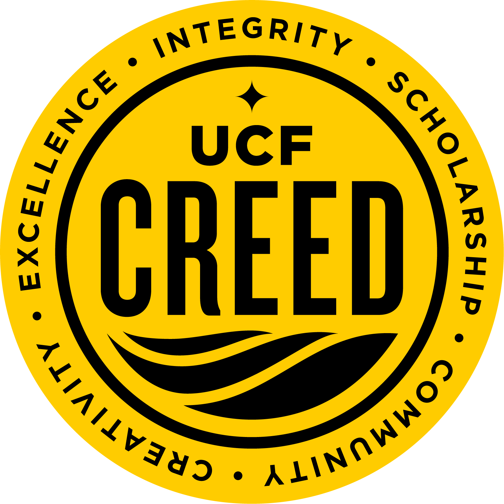 UCF Creed Logo